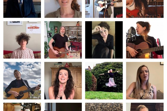 Just a few of the artists who have performed Scotsman Sessions