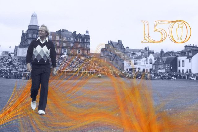 A wew brand has been launched by the R&A for The 150th Open at St Andrews next year. Picture: R&A