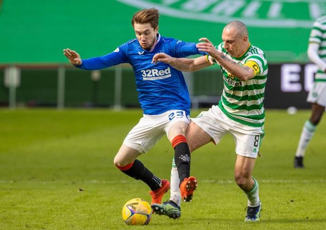 The Old Firm derby is said to be one of the fixtures attracting British Premier League proposals (Photo by Alan Harvey / SNS Group)