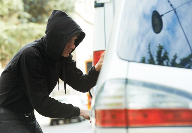 Car theft is rising in many parts of the UK