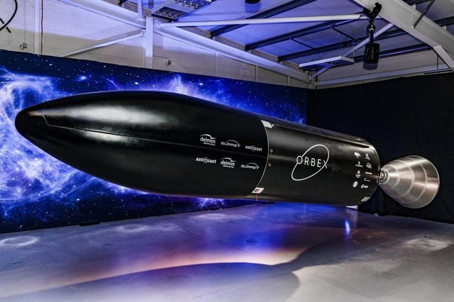 Conceived as an environmentally sustainable launch system, the Orbex rocket uses bio-propane, a renewable biofuel that cuts CO2 emissions by 90 per cent compared to traditional kerosene-based rocket fuels.