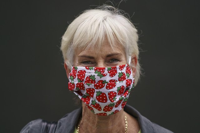 Judy Murray will take part in the Abertay scheme.