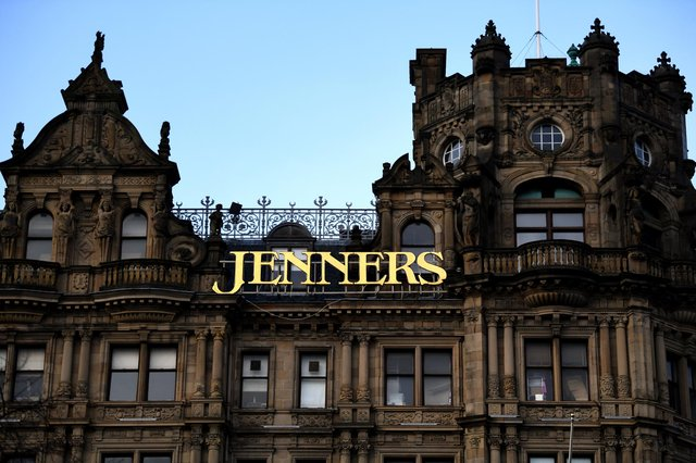 Danish billionaire Anders Povlsen's company has called Jenners the 'the prettiest building in the world' and vowed to keep it operating as a department store (Picture: Jeff J Mitchell/Getty Images)