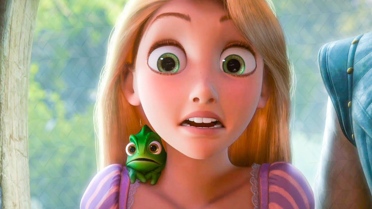 Did Disney S Tangled Predict Coronavirus Fans Spot Real Life Similarities Between Isolated Rapunzel And The Uk Lockdown The Scotsman