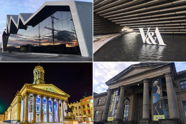 Some of the Scottish galleries and museums open this weekend.