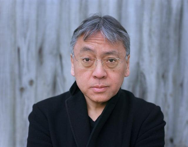 Kazuo Ishiguro PIC: Howard Sooley