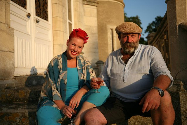 Escape to the Chateau, featuring Dick and Angel Strawbridge, has sold in 42 territories.