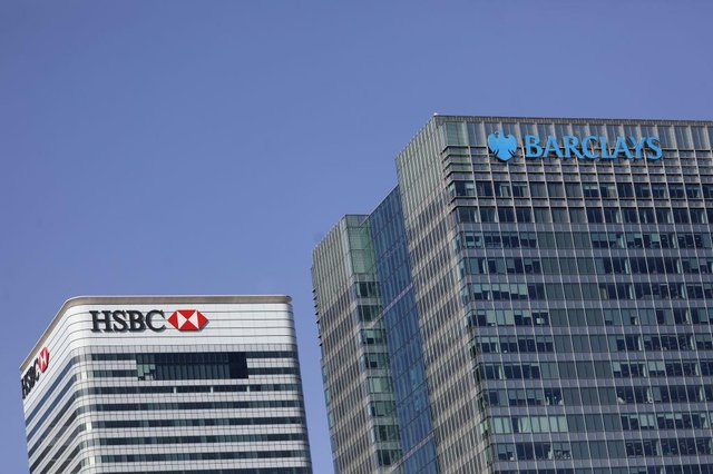 HSBC and Barclays have both been linked to the illegal movement of money (Getty Images)