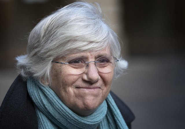 Former Catalan politician and University of St Andrews professor Clara Ponsati. Picture: Jane Barlow/PA Wire