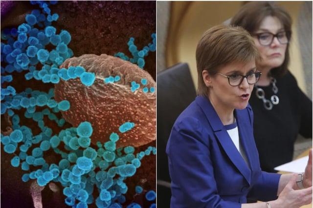 Coronavirus in Scotland LIVE