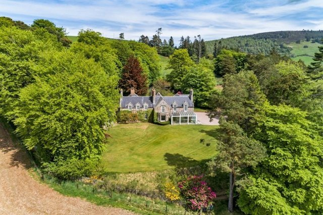 Ardhuncart Estate, Aberdeenshire. All pictures: Strutt & Parker