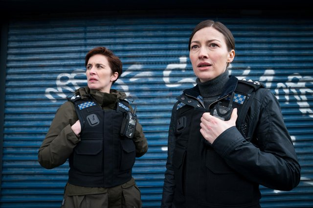 Kelly Macdonald has joined Line of Duty as DCI Jo Davidson and Kate (Vicky McClure) has stopped pursuing bent coppers ... for now at least