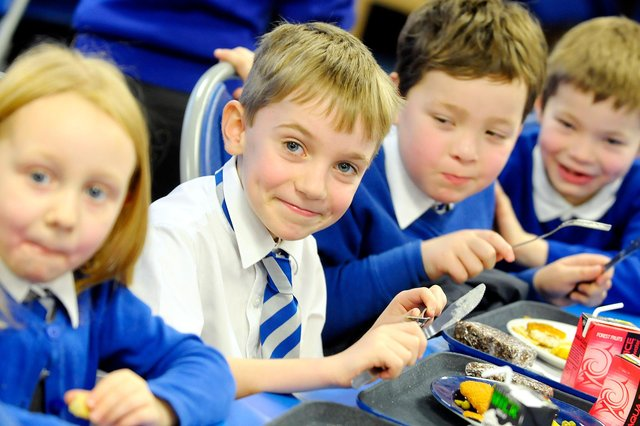 """Campaigners say low-income families whose children get free school meals should get """"lifeline"""" cash while classes are suspended during the coronavirus pandemic"""