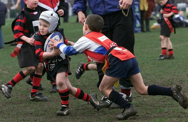 Exercise is particularly crucial for children (Picture: David Davies/PA)