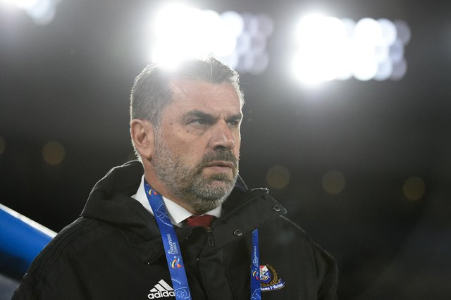Yokohama F.Marinos head coach Ange Postecoglou is the frontrunner for the Celtic vacancy (Photo by Matt Roberts/Getty Images)