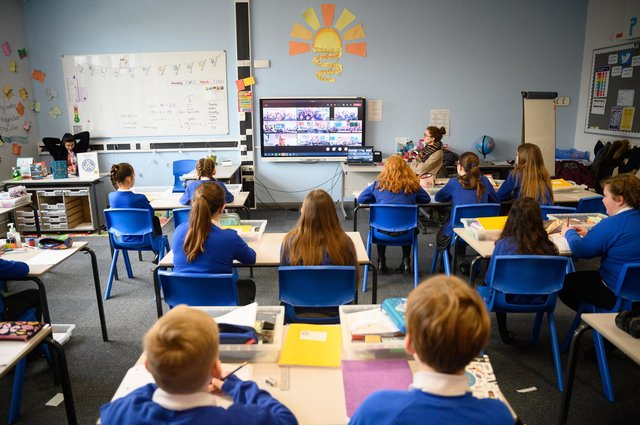 The Scottish Liberal Democrats want the starting age for school in Scotland lifted to seven. Picture: Leon Neal/Getty Images