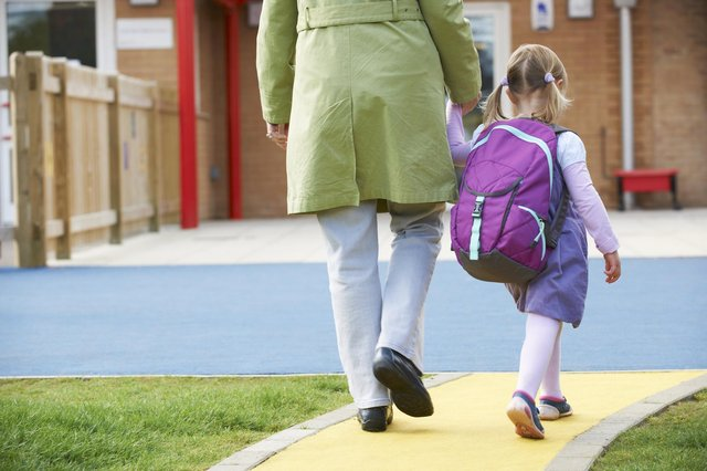 'Affordable, flexible, high quality childcare is vital in order to enable single parents to work,' according to the report. Picture: Getty Images/iStockphoto.