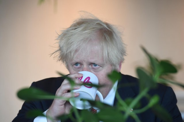 Prime Minister Boris Johnson was cleared by the Committee on Standards.
