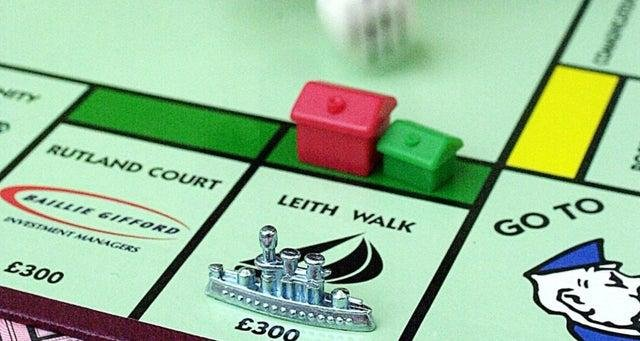 Sales of Monopoly have rocketed since lockdown.