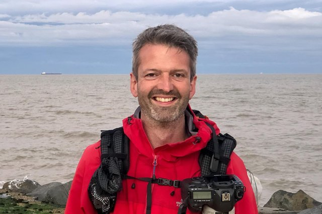 Quintin Lake walked the entire UK coastline of 6,835 miles over 454 days, sleeping in his one man tent with only the occasional otter or porpoise for company,  resulting in 179,222 photos of his journey, The Perimeter, which will be published as a book, as prints for sale and in an exhibition at Sogo Arts gallery in Glasgow next year.