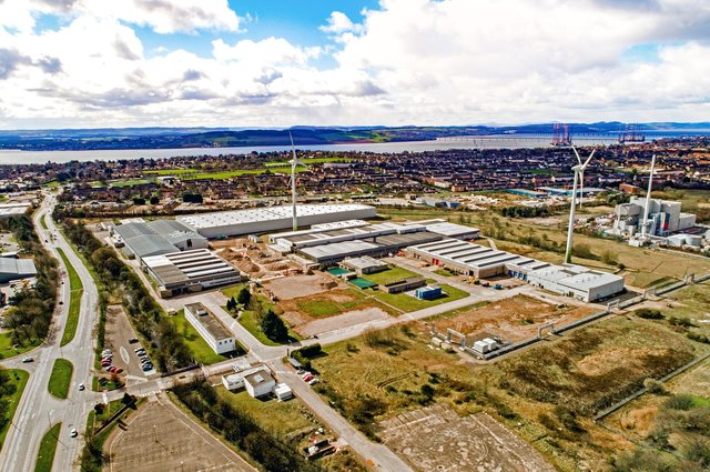 MSIP is a joint venture between Michelin, Dundee City Council and Scottish Enterprise, founded to regenerate the former Michelin tyre factory site in Dundee.