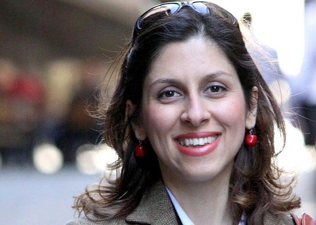 Nazanin Zaghari-Ratcliffe was detained in Iran in 2016.