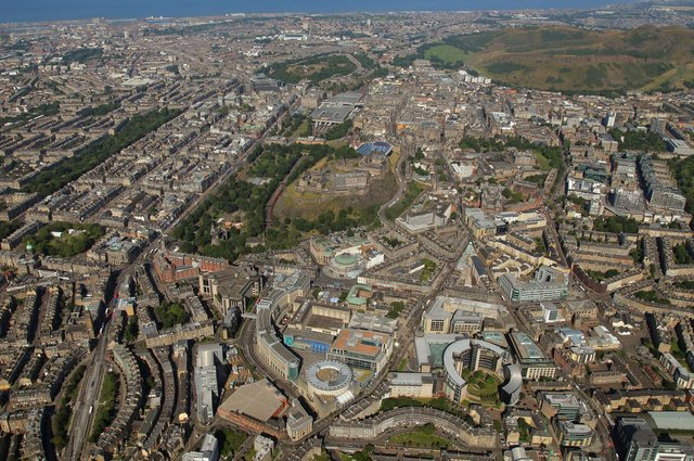 CBRE's latest research showed that over the final quarter of 2020, office take-up in Edinburgh totalled 103,444 square feet, which is only a 2.5 per cent decrease from the same period in 2019 despite the challenging economic climate.