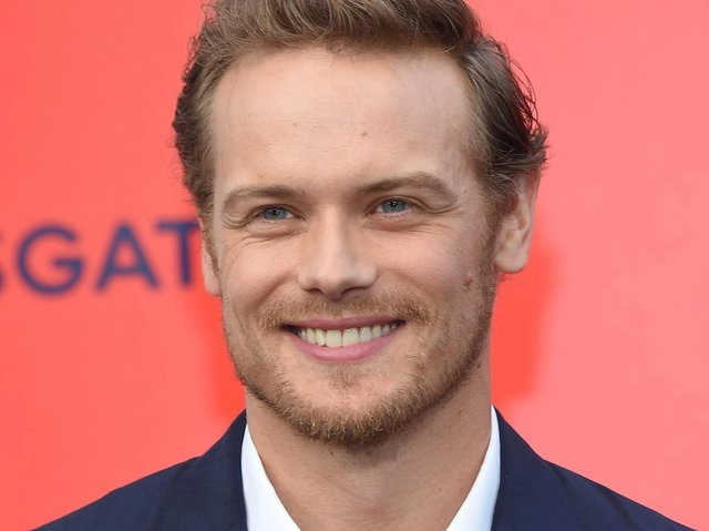 Scottish actor Sam Heughan has said he would love to play James Bond.