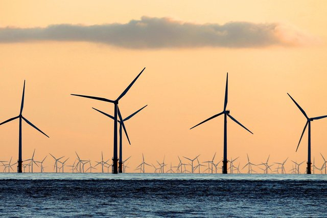 A quarter of Scotland's power currently comes from renewables
