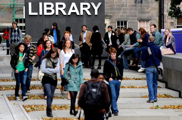 Students could be in receipt of £20m as part of a summer support scheme proposed by the SNP.