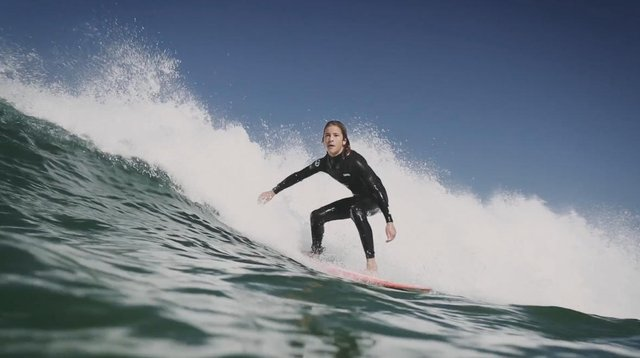 The new documentary movie will follow the exploits of Hebridean surfer Ben Larg.