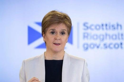 Nicola Sturgeon rejected claims of a cover up