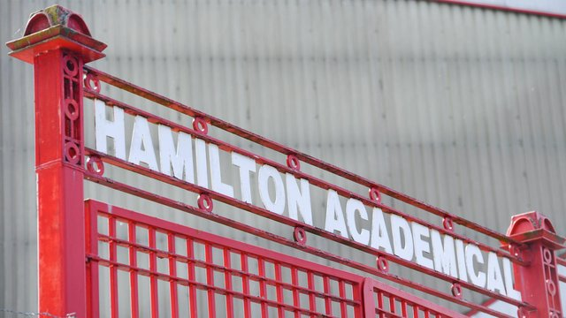 Accies, amongst some Scottish football fans, have been much maligned during their Premiership stay. Picture: SNS