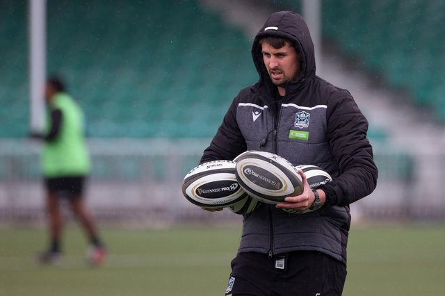 Peter Murchie returned to his former club Glasgow Warriors as assistant coach in March. Picture: Craig Williamson/SNS