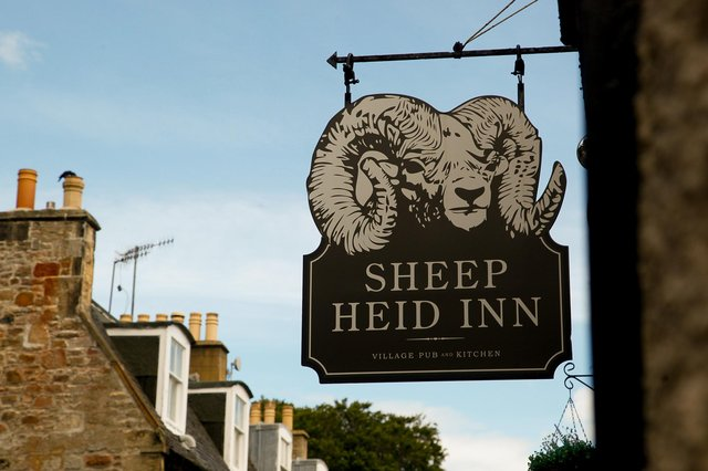 M&B also runs scores of well-known Scottish watering holes including Edinburgh's historic Sheep Heid Inn, frequently cited as Scotland's oldest continuously running pub. Picture: Scott Louden