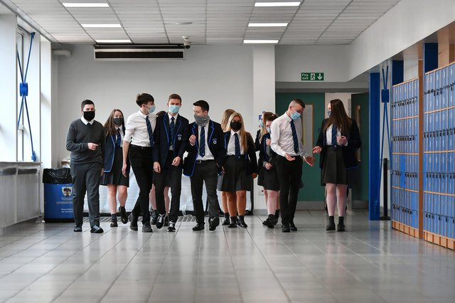 Supply teachers have not been used to help with the move away from classroom to online learning, Scottish Labour claims.