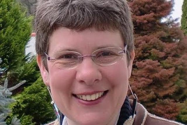 President of Cosla, Alison Evison.