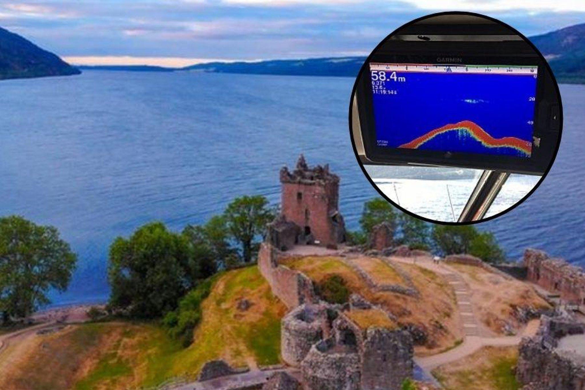 Loch Ness Monster: New sonar images capture deep water activity   The  Scotsman
