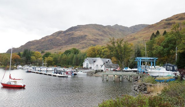 Scotland's boating community has been urged to stay at home amid the pandemic and not to plan weekend getaways. PIC: Creative Commons/Rosser 1954.