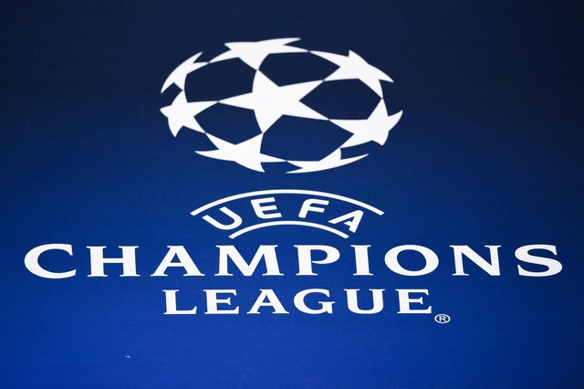 The Champions League draw is made later today.