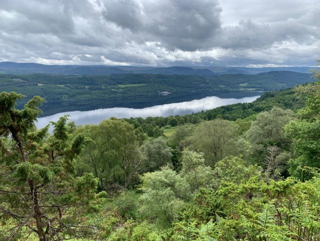 The Bunloit Estate near Drumnadrochit will be rewilided under the ownership of solar energy entrepreneur Jeremy Leggett who aims to work with local people to promote biodiversity and lock-up carbon on his new property. PIC: Jeremy Leggett.
