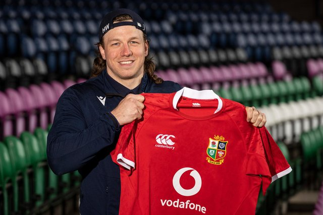 Hamish Watson is back in the Edinburgh team for the first time since being named in the British & Irish Lions squad. Picture: Craig Williamson/SNS