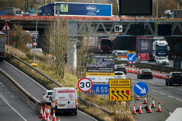 Some roadworks are necessary, says Kenny MacAskill (Picture: Christopher Furlong/Getty Images)