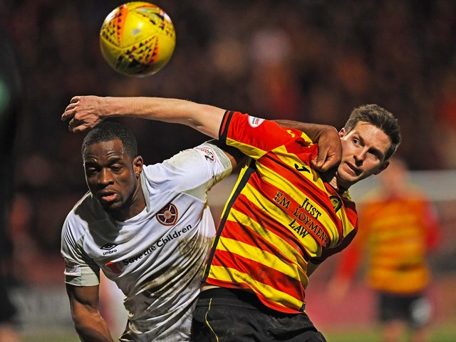 Hearts and Partick Thistle's legal challenge will go before an independent tribunal. Picture: SNS