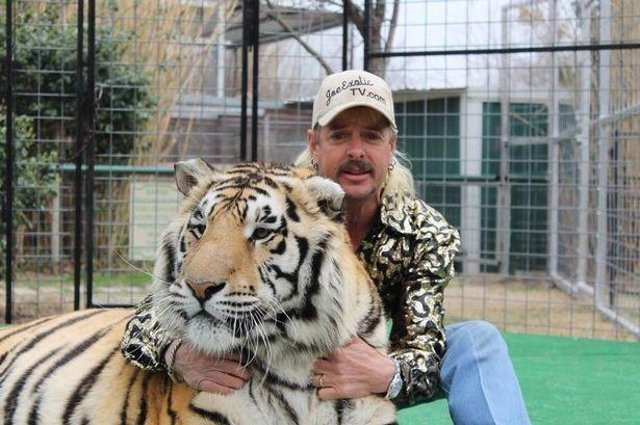 Joe Exotic is the self-styled Tiger King. Picture: Netflix