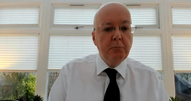 Peter Murrell gave evidence to the Scottish Parliamentary inquiry into the Scottish Government's botched handling of harassment complaints against Alex Salmond