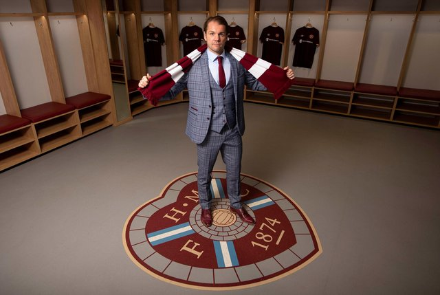 Robbie Neilson is keen to speak to Sam Nicholson. Picture: SNS