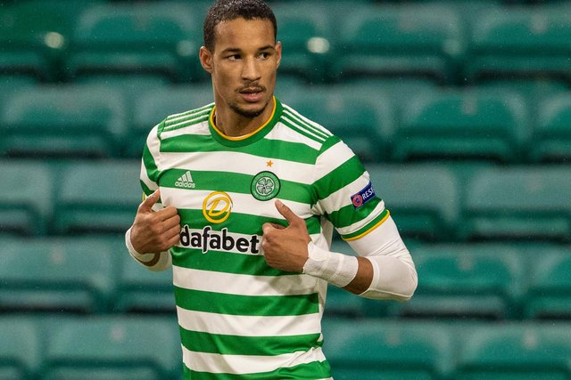 The injury absence of the physically imposing Christopher Jullien has been a factor in Celtic's setpiece shortcomings. (Photo by Alan Harvey / SNS Group)