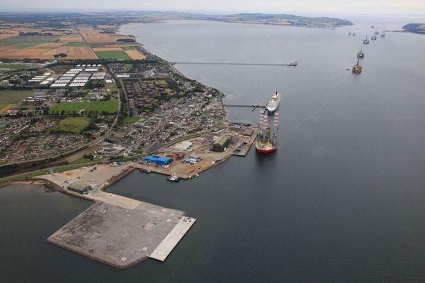 The Cromarty Firth could soon be home to a hydrogen hub