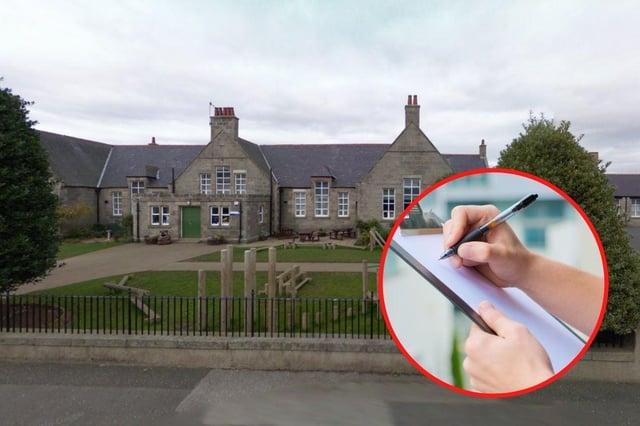 Schools in Scotland.